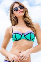 """Jehane """"Gigi"""" Paris - Agaci Swimwear 2015"""