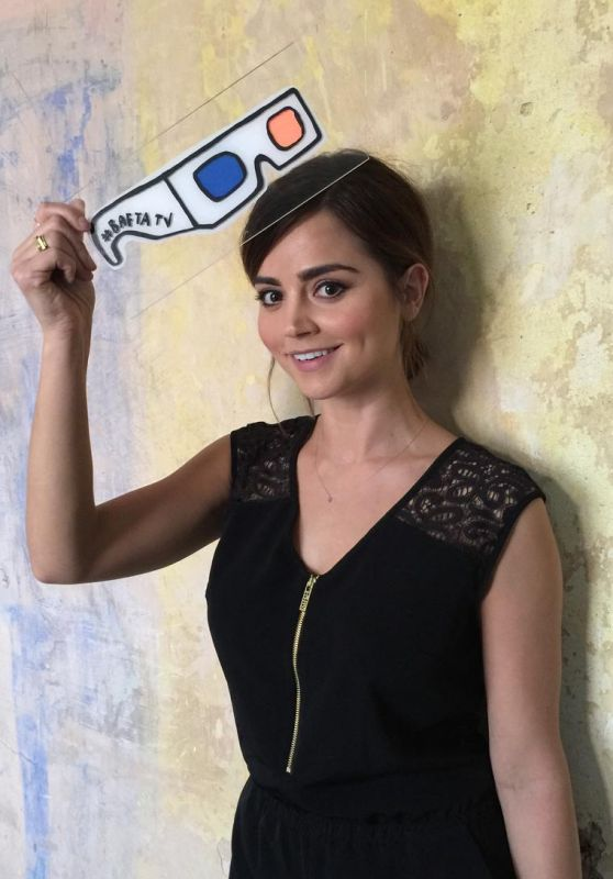 Jenna-Louise Coleman - 2015 BAFTA TV Awards Promos