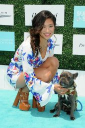 Jenna Ushkowitz – 2015 OCRF Super Saturday LA in Santa Monica