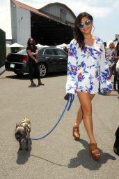 Jenna Ushkowitz – 2015 OCRF Super Saturday LA in Santa Monica
