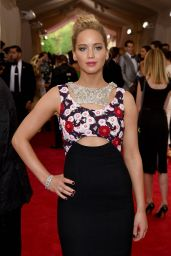 Jennifer Lawrence – Costume Institute Benefit Gala in New York City, May 2015