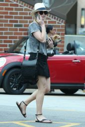 Jennifer Lawrence - out in Beverly Hills, May 2015