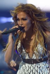 Jennifer Lopez - 2015 Mawazine International Music Festival in Rabat, Morocco