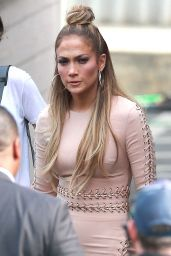 Jennifer Lopez - American Idol Studio in Hollywood, May 2015