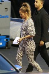 Jennifer Lopez - American Idol Studios in Hollywood, April 2015