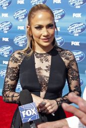 Jennifer Lopez – American Idol XIV Grand Finale at the Dolby Theatre in Hollywood