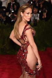 Jennifer Lopez – Costume Institute Benefit Gala in New York City, May 2015