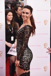 Jennifer Metcalfe – 2015 BAFTA Awards in London