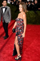 Jessica Alba – Costume Institute Benefit Gala in New York City, May 2015