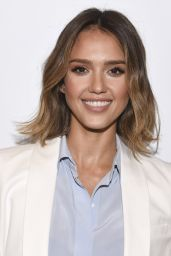 Jessica Alba - LA Creativity Counter Conference at 72andSunny in Los Angeles