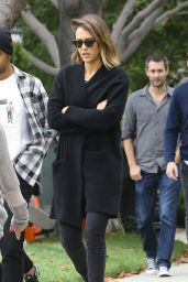 Jessica Alba - Out in Beverly Hills - May 2015