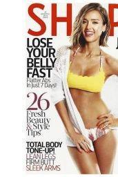 Jessica Alba - SHAPE Magazine June 2015 Issue and Photos