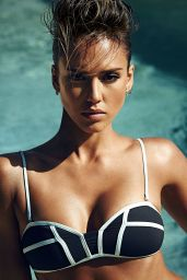 Jessica Alba - SHAPE Magazine June 2015 Pics and Video