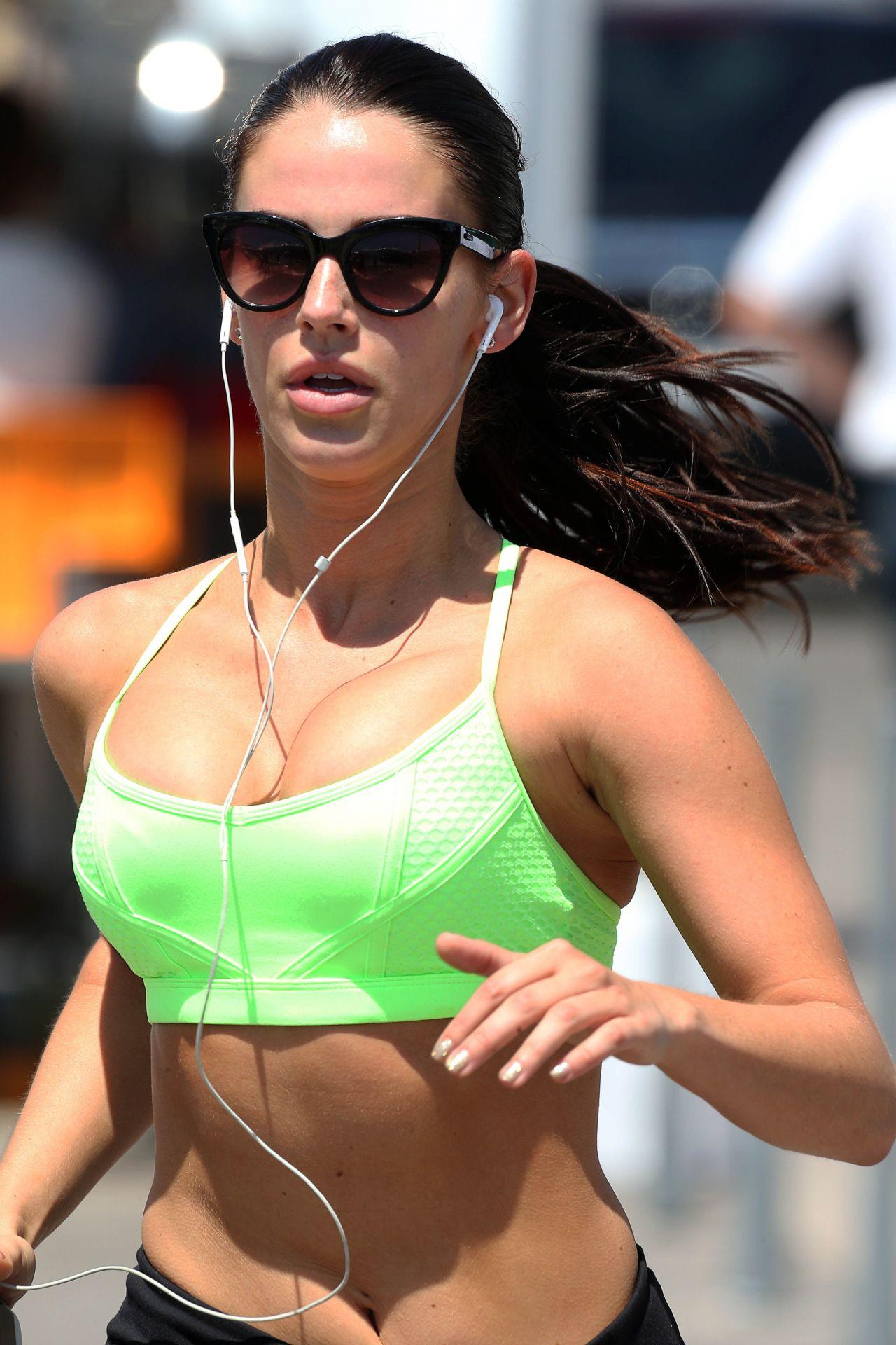 Jessica Ginkel Hot