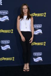 Jessica Stroup – Pitch Perfect 2 Premiere in Los Angeles