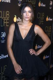 Jessica Szohr - Club Life Premiere in New York City