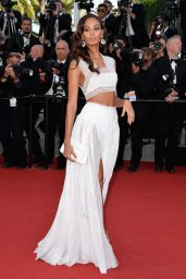 Joan Smalls – Youth Premiere at 2015 Cannes Film Festivala
