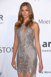 Josephine Skriver – 2015 amfAR Cinema Against AIDS Gala in Antibes (France)