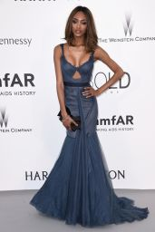 Jourdan Dunn – 2015 amfAR Cinema Against AIDS Gala in Antibes (France)