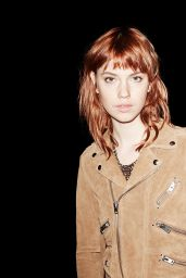 Julia Johansen - The Kooples Spring Summer Collection 2015