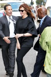 Julia Roberts - Late Show With David Letterman in New York City, May 2015