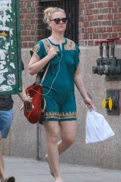 Julia Stiles - Out in New York City, May 2015