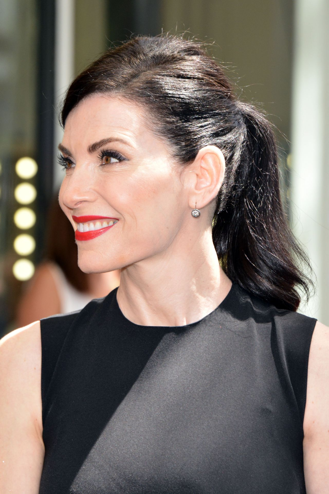 Julianna Margulies Honored With A Star On The Hollywood