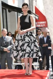 Julianna Margulies - Honored With a Star on the Hollywood Walk of Fame in Hollywood