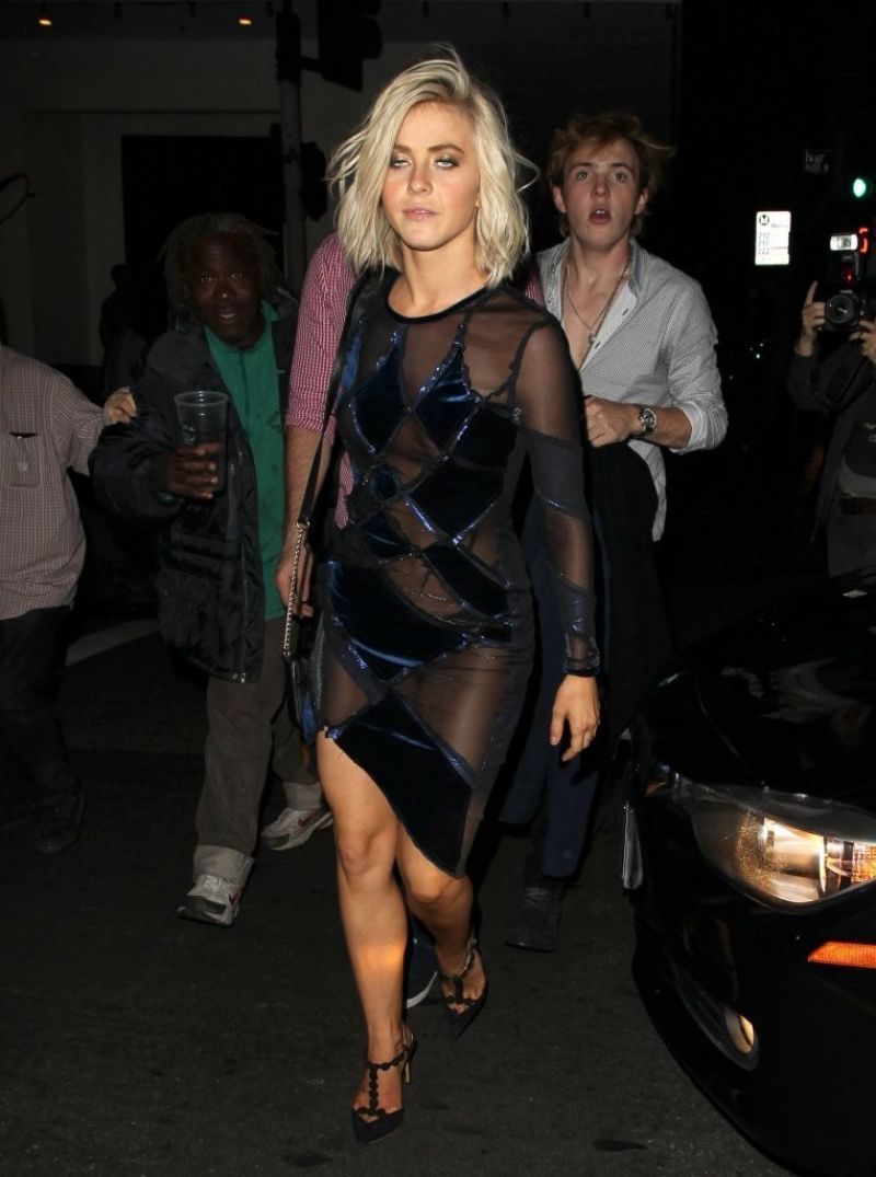 Julianne Hough – 2015 Dancing With The Stars Finale After Party in ...
