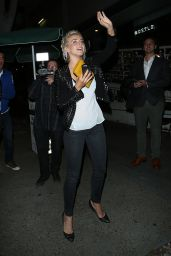 Julianne Hough at Madeos in Los Angeles, May 2015