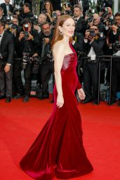 Julianne Moore - Mad Max: Fury Road Premiere - 2015 Cannes Film Festival