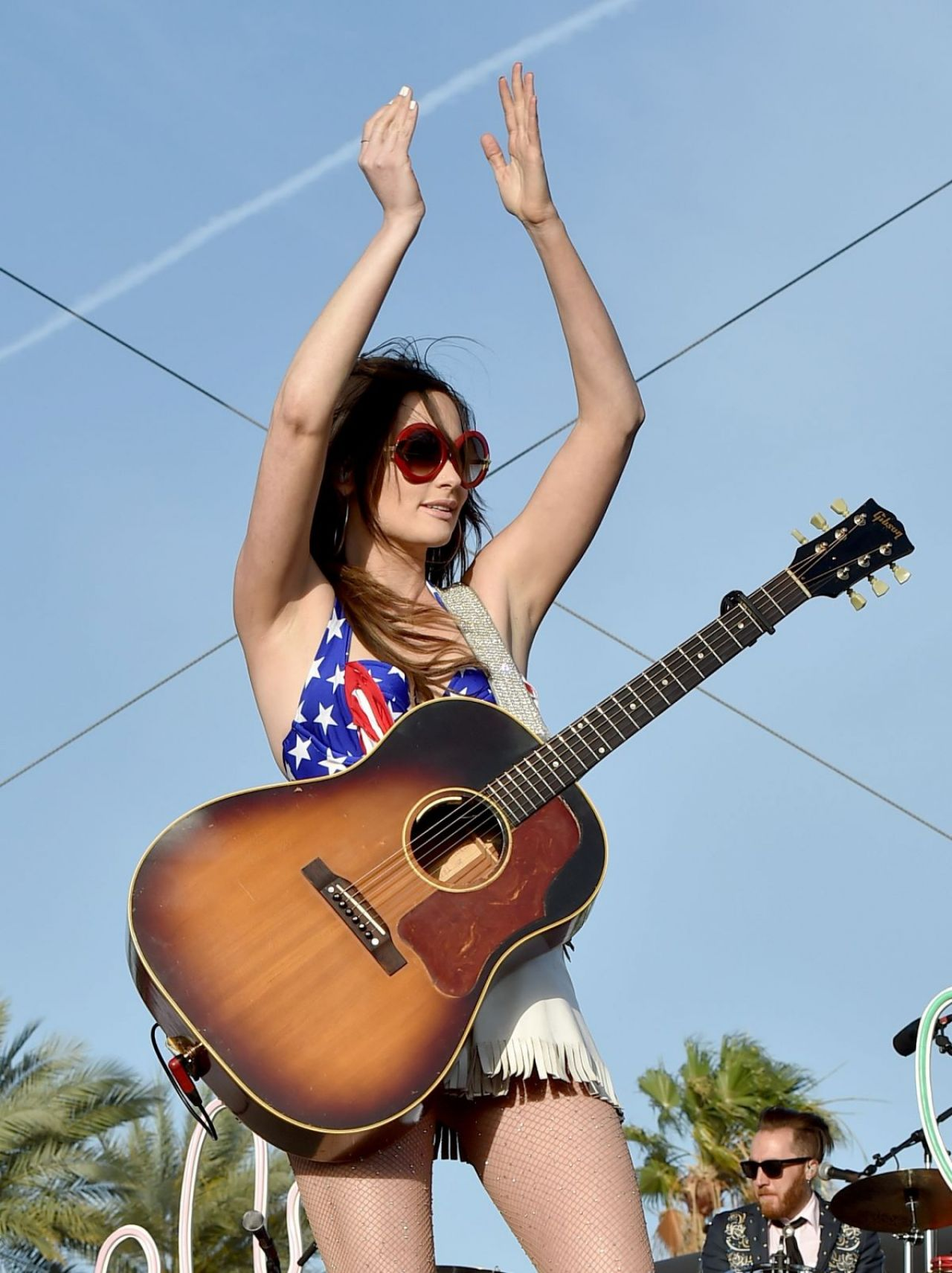 Kacey Musgraves Performs At 2015 Stagecoach California S