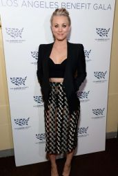 Kaley Cuoco - The Humane Society Los Angeles Benefit Gala, May 2015