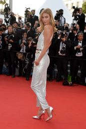 Karlie Kloss – La Tete Haute Premiere – 2015 Cannes Film Festival Opening Ceremony