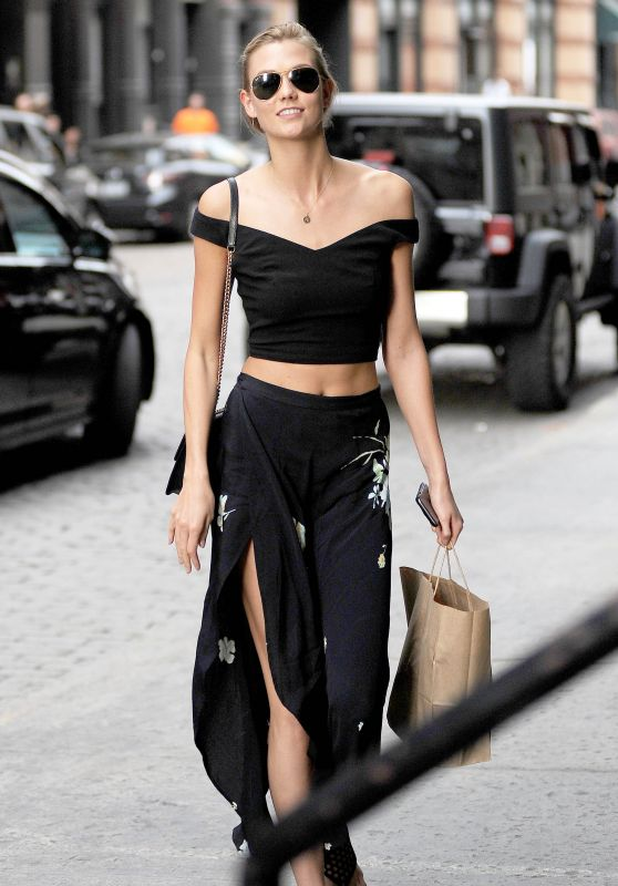 Karlie Kloss - Out in New York City, May 2015