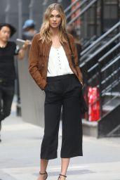 Karlie Kloss Photoshoot, New York City, May 2015