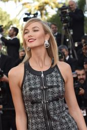 Karlie Kloss – Youth Premiere at 2015 Cannes Film Festival