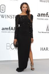 Kat Graham – 2015 amfAR Cinema Against AIDS Gala in Antibes (France)