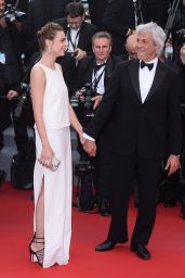 Katarzyna Smutniak - My Mother Premiere at 2015 Cannes Film Festival