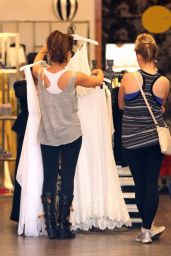 Kate Beckinsale at Alice + Olivia Boutique in Los Angeles, May 2015