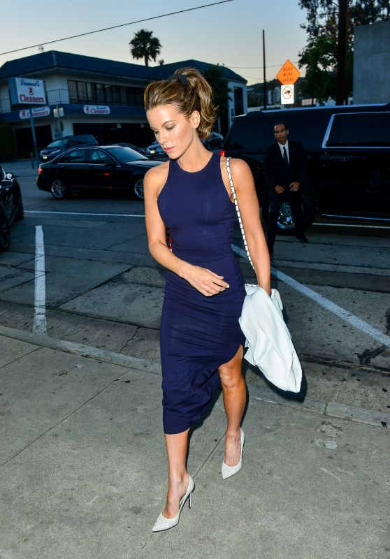 Kate Beckinsale Style - at Craig