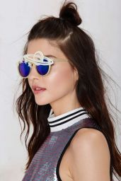 Kate Bogucharskaia - Nasty Gal Collection 2015