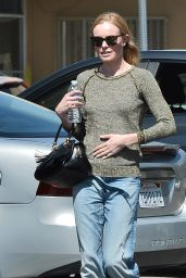 Kate Bosworth Street Style - Out in West Hollywood, May 2015