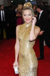 Kate Hudson – 2015 Costume Institute Benefit Gala in New York City