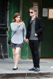 Kate Mara - Out in New York City, May 2015