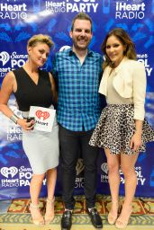 Katharine McPhee - 2015 iHeart Radio Summer Pool Party in Vegas