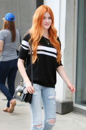 Katherine McNamara - Out in Toronto, May 2015
