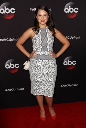 Katie Lowes - 2015 ABC Upfront in New York City