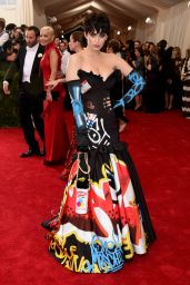 Katy Perry – Costume Institute Benefit Gala in New York City, May 2015
