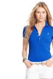 Keke Lindgard - Polo Ralph Lauren Spring Summer 2015 Collection